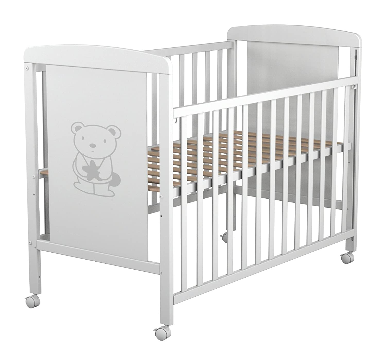Star Ibaby Dreams Sweet - Cuna de bebe, 3 posiciones: Amazon.es: Bebé