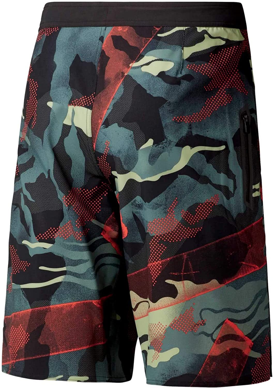 Pantaloncini Uomo Reebok Dn5461 Rc Epic Cordlock Sh