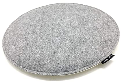 01a1263b2270d Amazon.com: Welaxy Felt Chair seat Cushion Pads Indoor Home Dining ...