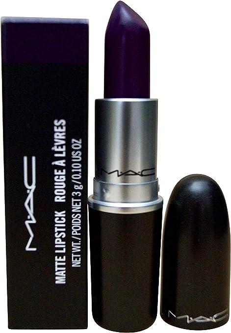 Mac Matte Lipstick, 1er Pack (1 x 3 G): Amazon.es: Belleza
