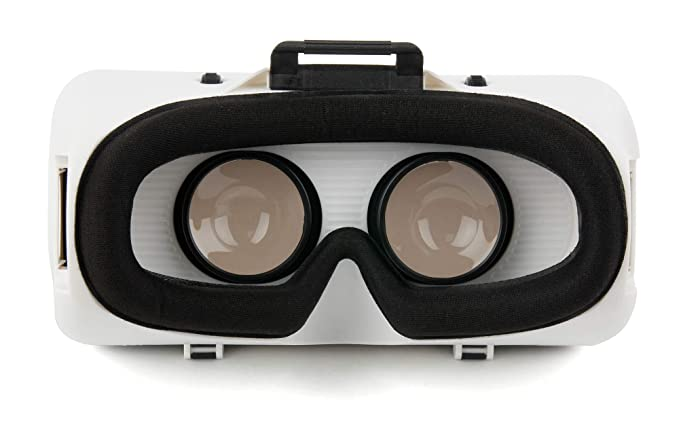 DURAGADGET VR-Brille f/ür Smartphone Samsung Galaxy A20 A20E A40