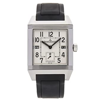 Jaeger-LeCoultre Reverso Mechanical (Automatic) Silver Dial Mens Watch Q7008620 (Certified Pre