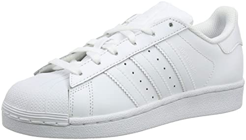 Adidas Superstar Foundation, Zapatillas Unisex Infantil, Blanco (Ftwr White/Ftwr White/Ftwr White), 35.5 EU: adidas Originals: Amazon.es: Zapatos y ...