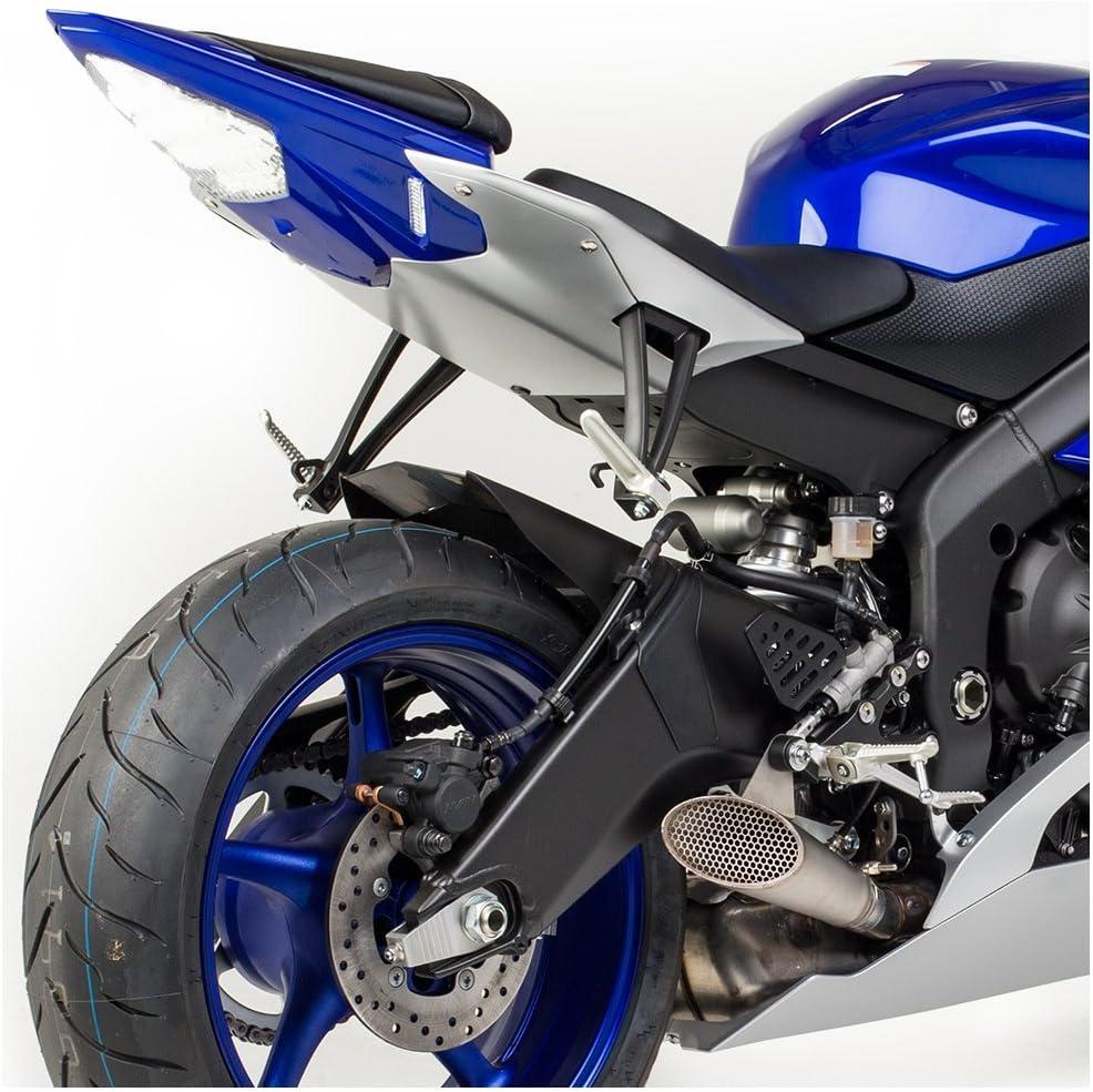 Hotbodies Racing 80801-2102 YAM Shot Pin Mesh Cap YZF-R6 06-16 Megaphone Exhaust Slip-on