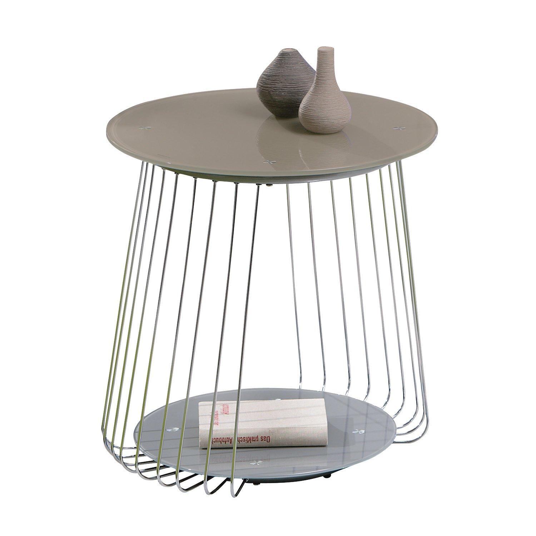 Links Think Design, Tavolino da salotto Rivoli, diametro 50 cm ...