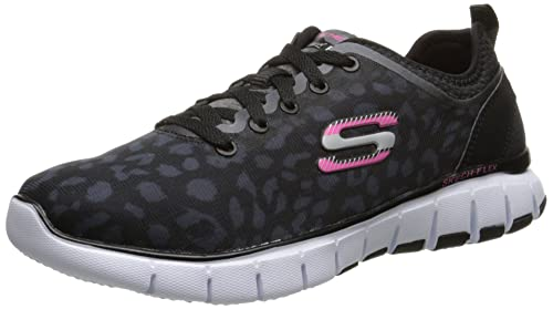 Womens Skech-Flex Power Player Low-Top Trainers Skechers Bulk Designs Quality Outlet Store Buy Cheap Official Cheap Finishline PBuPbER