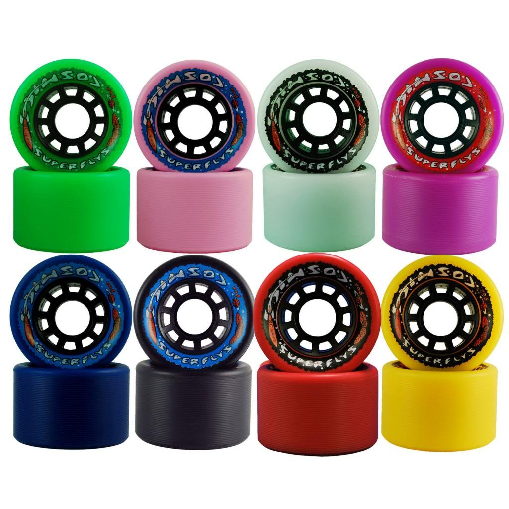 RC Sports Cosmic Superfly Speed Wheels by RC Sports (Image #1)