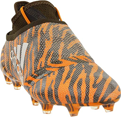adidas Mens X 17+ Purespeed Firm Ground Soccer Athletic Cleats,