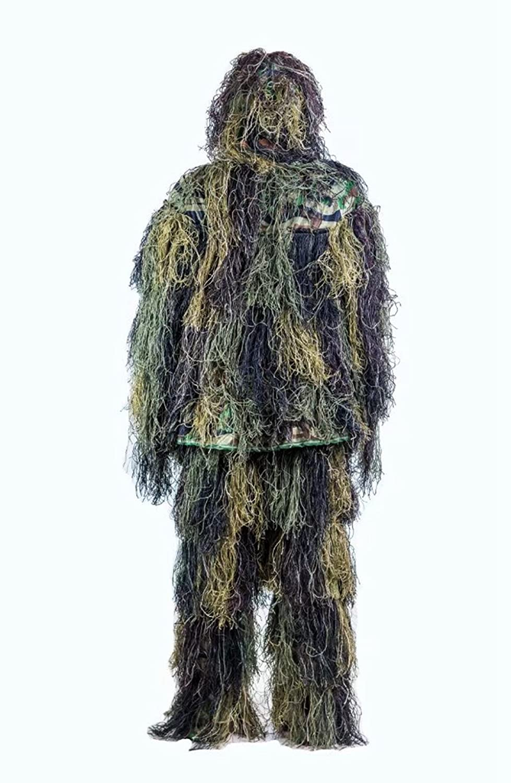 Oarea Ghillie Suit CS - Juego de Trajes de Camuflaje 3D para ...