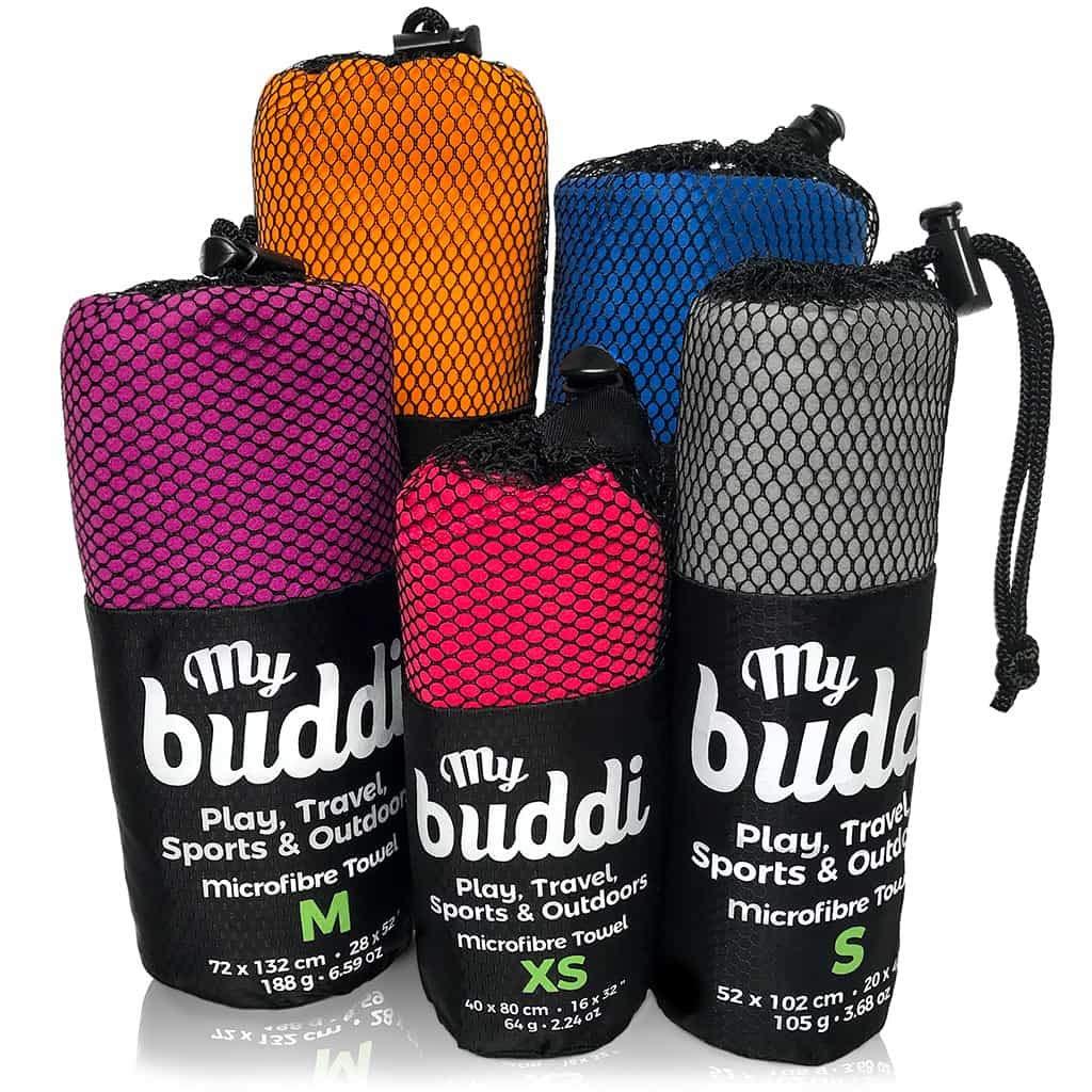 【高額売筋】 マイクロファイバータオルby Rubin mybuddi – 品質スポーツ&トラベルタオル。ACEビーチタオルすぎます。ヨガの、ワークアウト Red、キャンプ inches)、アウトドア。uBerライト&吸収性。xs-s-m-l-xl – レッド、オレンジ、パープル、ブルー、グレー Medium (28 x 52 inches) レッド B0777MXTS7 Rubin Red Medium (28 x 52 inches), エバーライフ:55addd2d --- arianechie.dominiotemporario.com