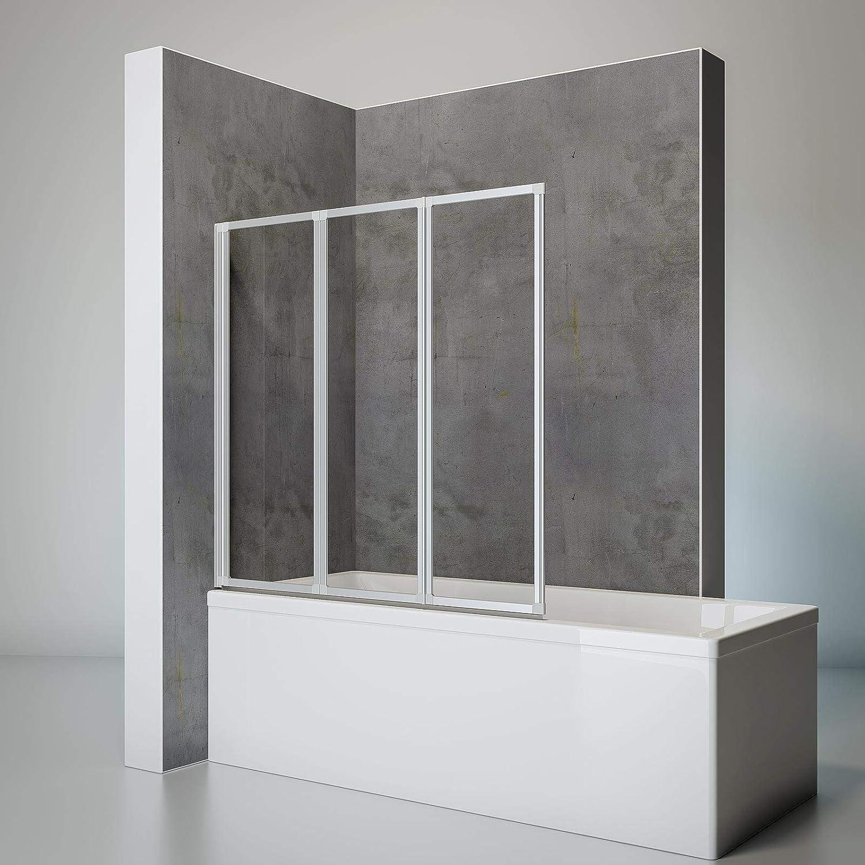 Schulte - Mampara de ducha con diseño de monstruo y texto en alemán (montaje para pegar o taladrar), D1330 01 50: Amazon.es: Bricolaje y herramientas