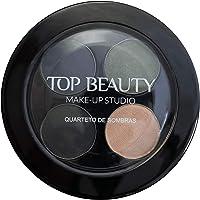 Sombra Quarteto Top Beauty 03 4, 5Gr, Top Beauty