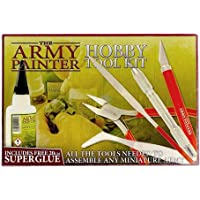 The Army Painter Wargames Hobby Tool Kit by