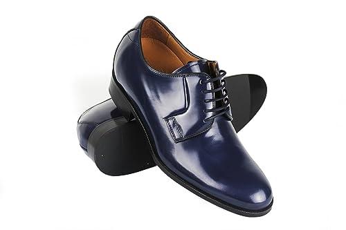 vente pré commande boutique Zerimar Chaussures De Style Décontracté Fait De La Marine En Dentelle Cuir Bleu Taille 40 beaucoup de styles qf2dJpyli6