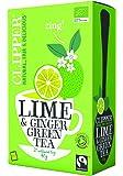 Clipper Tè Verde Lime & Zenzero -20 Filtri