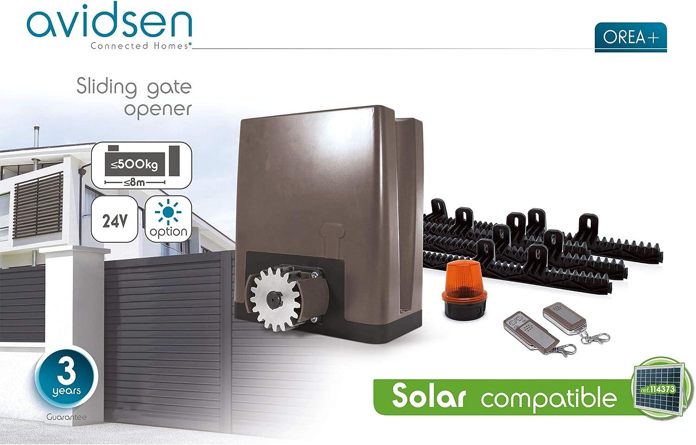 Avidsen 114457 Motorización Deslizante: Amazon.es: Bricolaje y herramientas