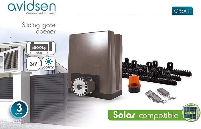Avidsen 114457 Motorización Deslizante: Amazon.es: Bricolaje y ...