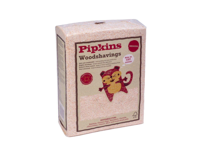 Pipkins Woodshaving pour Petits Animaux Petface Ltd 51001DS1