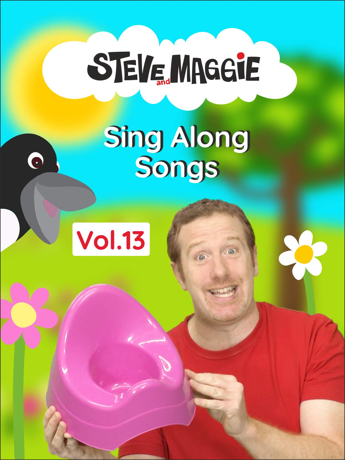 Steve and Maggie - Sing Along Songs (Vol. 13)