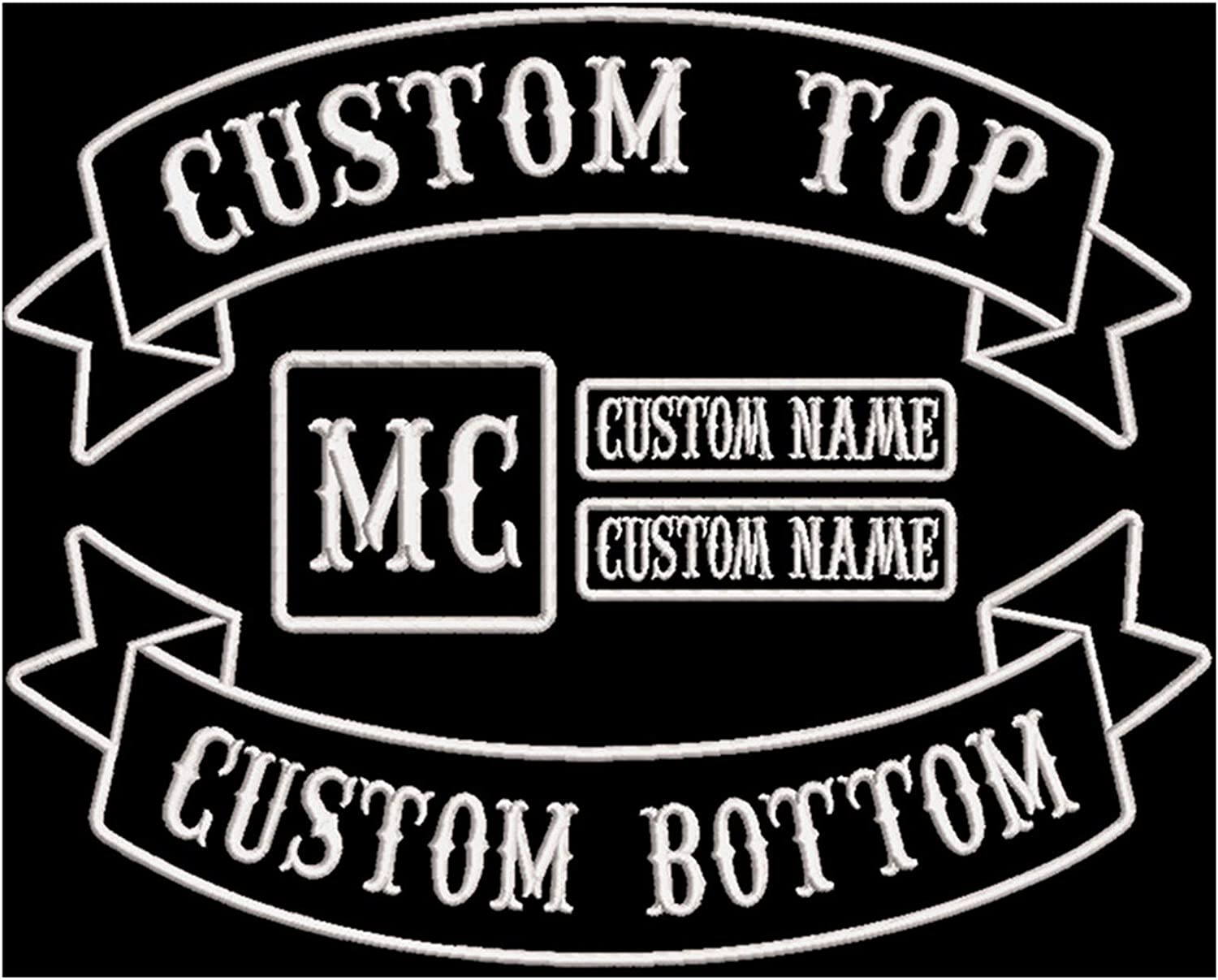 Custom embroidery patches for motorcycle vest forex trading on windows mobile