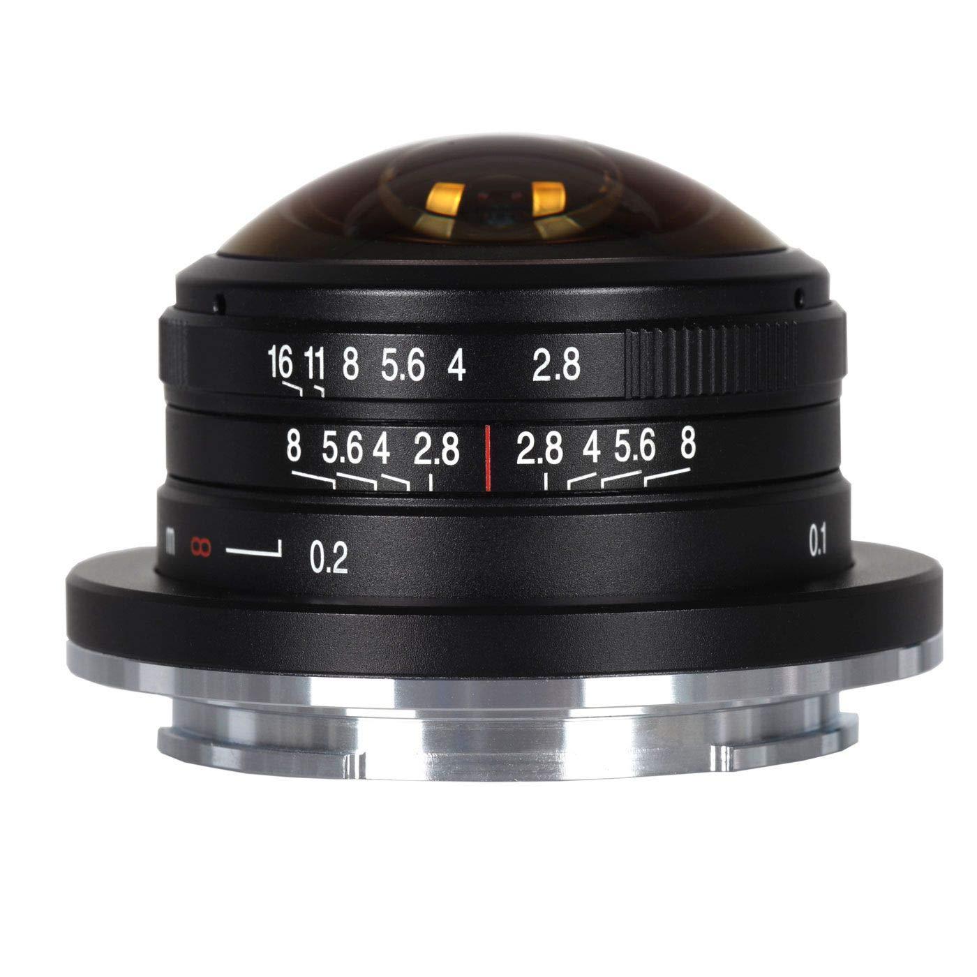 LAOWA 4MM F2.8 MFT FE Fuji X