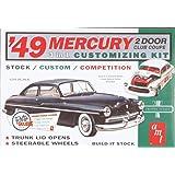AMT 1949 Mercury Club Coupe 1/25 Scale Model Car Kit