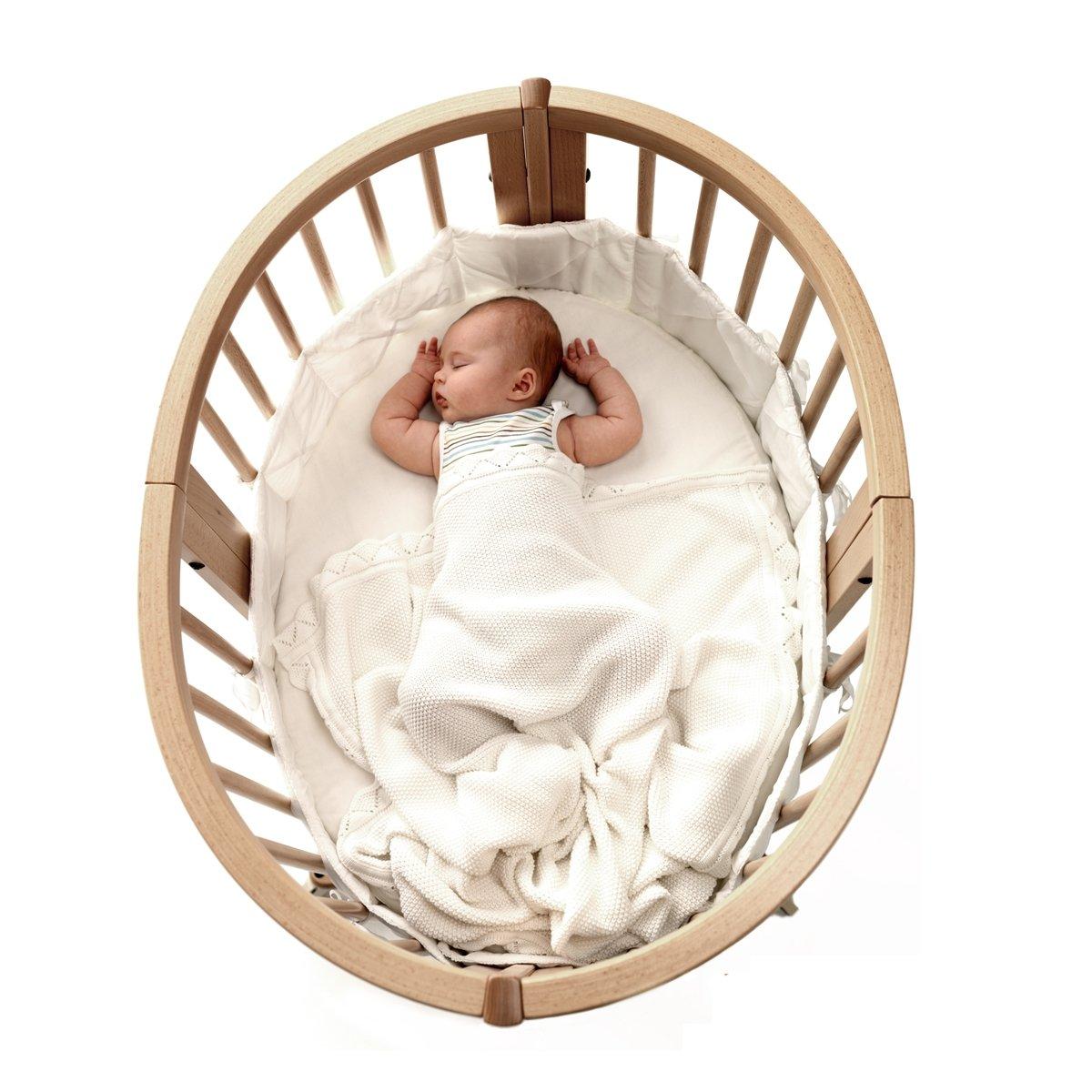 amazoncom  stokke sleepi mini fitted sheet white  crib fitted . amazoncom  stokke sleepi mini fitted sheet white  crib fitted sheets baby