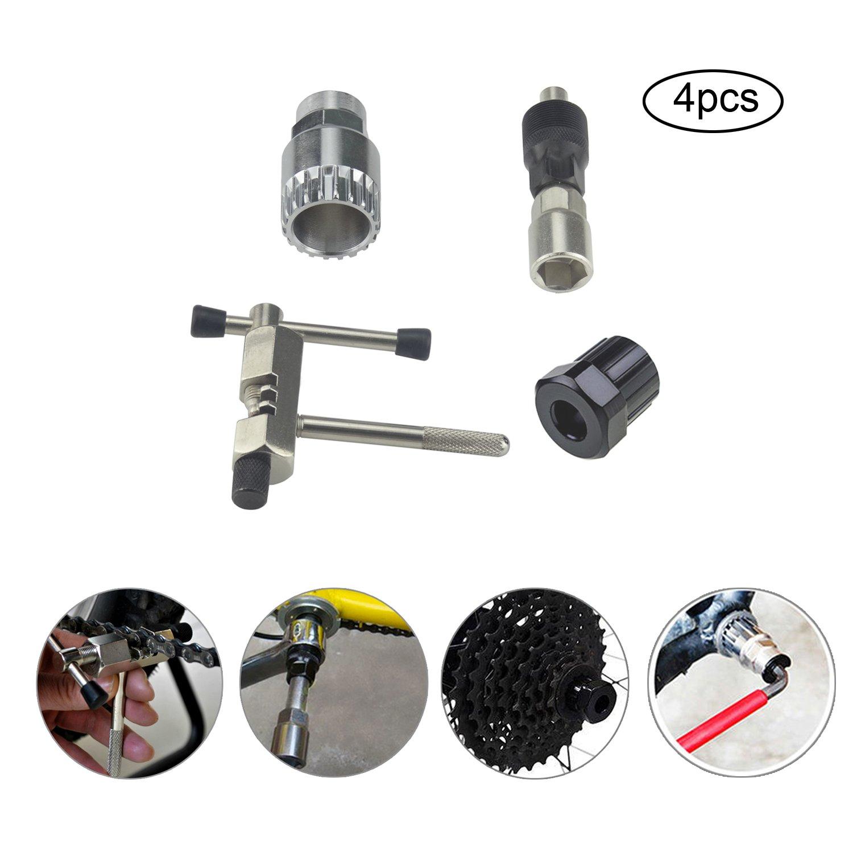 Hanperal Mountain Bike Crank Chain Axis Extractor, Flywheel Repair Tools kit