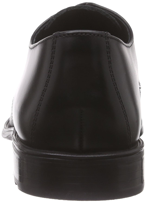 LLOYD Herrenschuh Dagget, Klassischer Business-Halbschuh aus Leder Leder Leder mit Gummisohle  767866