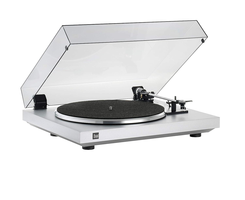 Tocadiscos Dual Cs 435-1 Plata: Amazon.es: Instrumentos musicales
