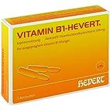 VITAMIN B1 HEVERT 5St Ampullen PZN:4897814