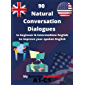90 Natural Conversation Dialogues In beginner & intermediate English to improve your spoken English: My Everyday…