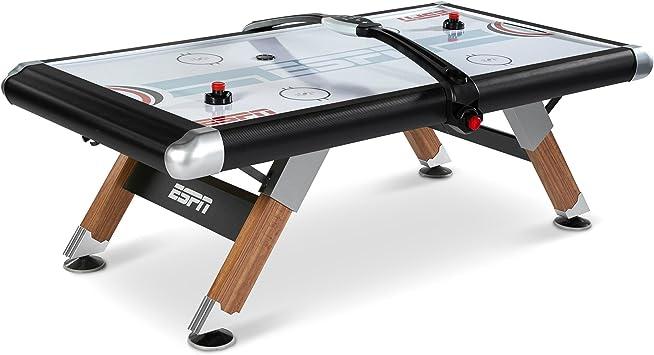 ESPN Mesa de Hockey de Aire con Marcador electrónico y Cubierta de ...
