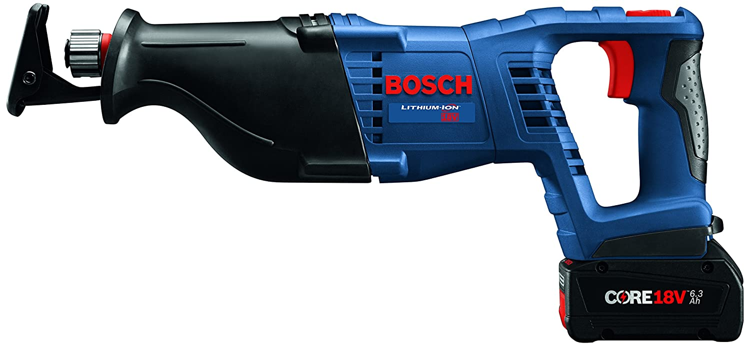 Bosch Reciprocating Saw Kit