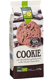 Bohlsener Mühle Cookies de Trigo con Chocolate - 7 Paquetes de 175 gr - Total: