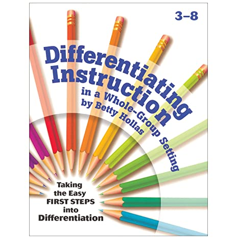 Amazon Differentiating Instruction In A Whole Group Setting