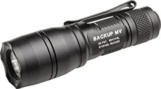 product image for SureFire E1B-MV Backup Flashlights with Dual Output LED with MaxVision Beam Technology, Black