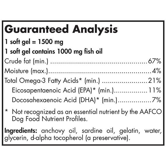 Amazon.com: Nordic Naturals Omega 3 Pet – Aceite de pescado ...