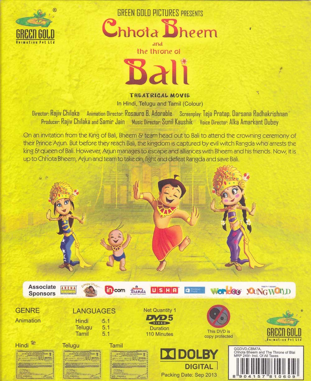 Chhota Bheem And The Throne Of Bali 3 Full Movie In Hindi Dubbed Hd Download