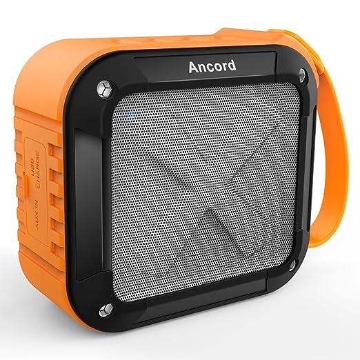 8 opinioni per Ancord Portatile Outdoor Speaker