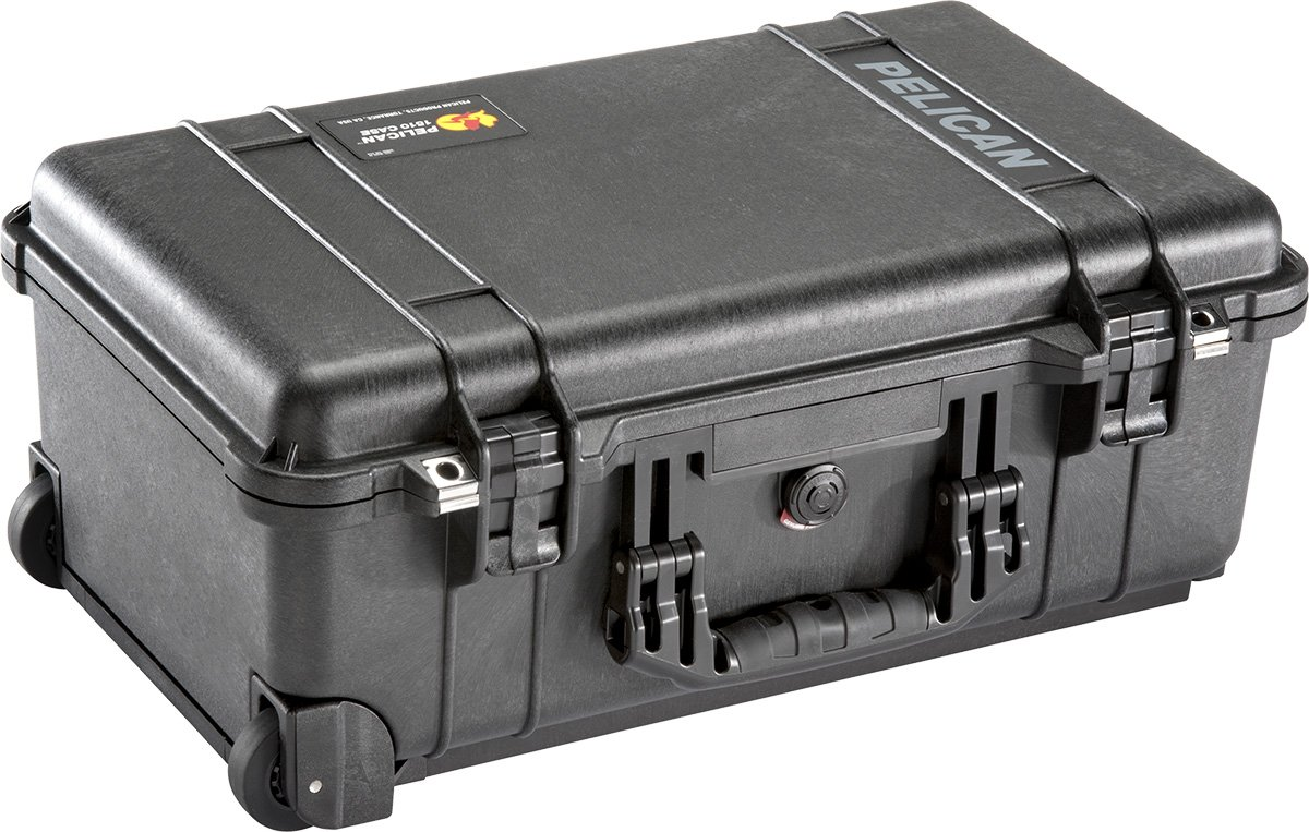 Pelican Case with Foam ONLY $1...
