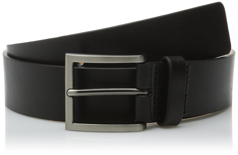 Trafalgar Mens Leather Casual Belt