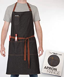 amazon com cooking apron by no1cook professional comfortable rh amazon com