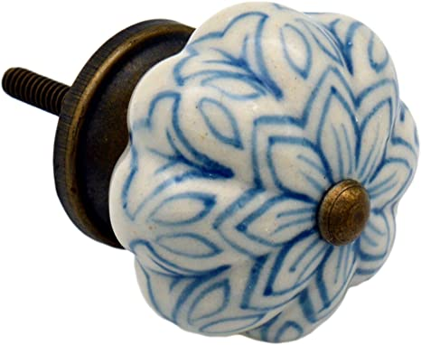 Pomelli Per Credenza Vintage : Nicola spring pomello in ceramica per armadi cassetti design