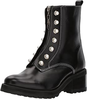 Steve Madden Womens Granite Combat Boot