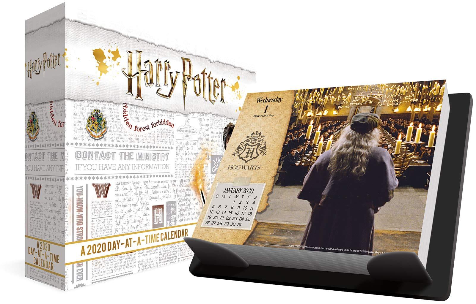 Harry Potter 2020 Calendar: 0057668200266: Books   Amazon.ca