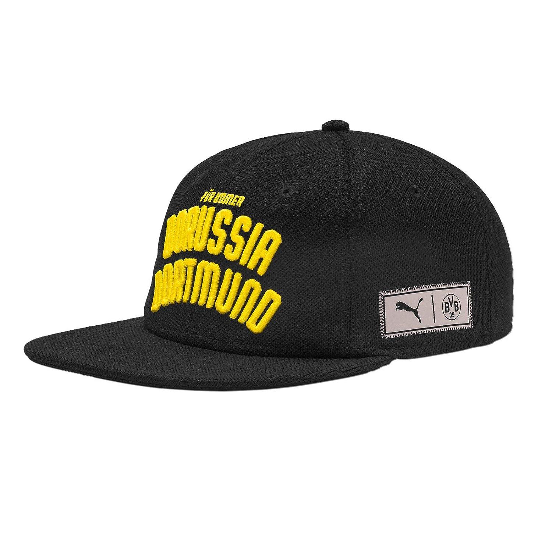 Puma BVB Borussia Dortmund Premium Downtown Snapback Cap