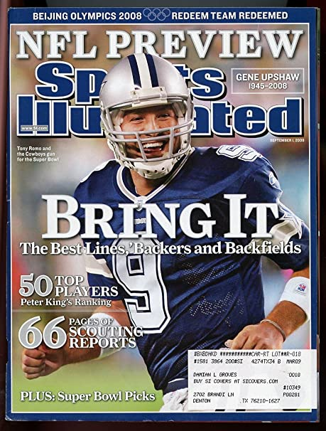 Amazon.com  SI  Sports Illustrated September 1 aaceaca62