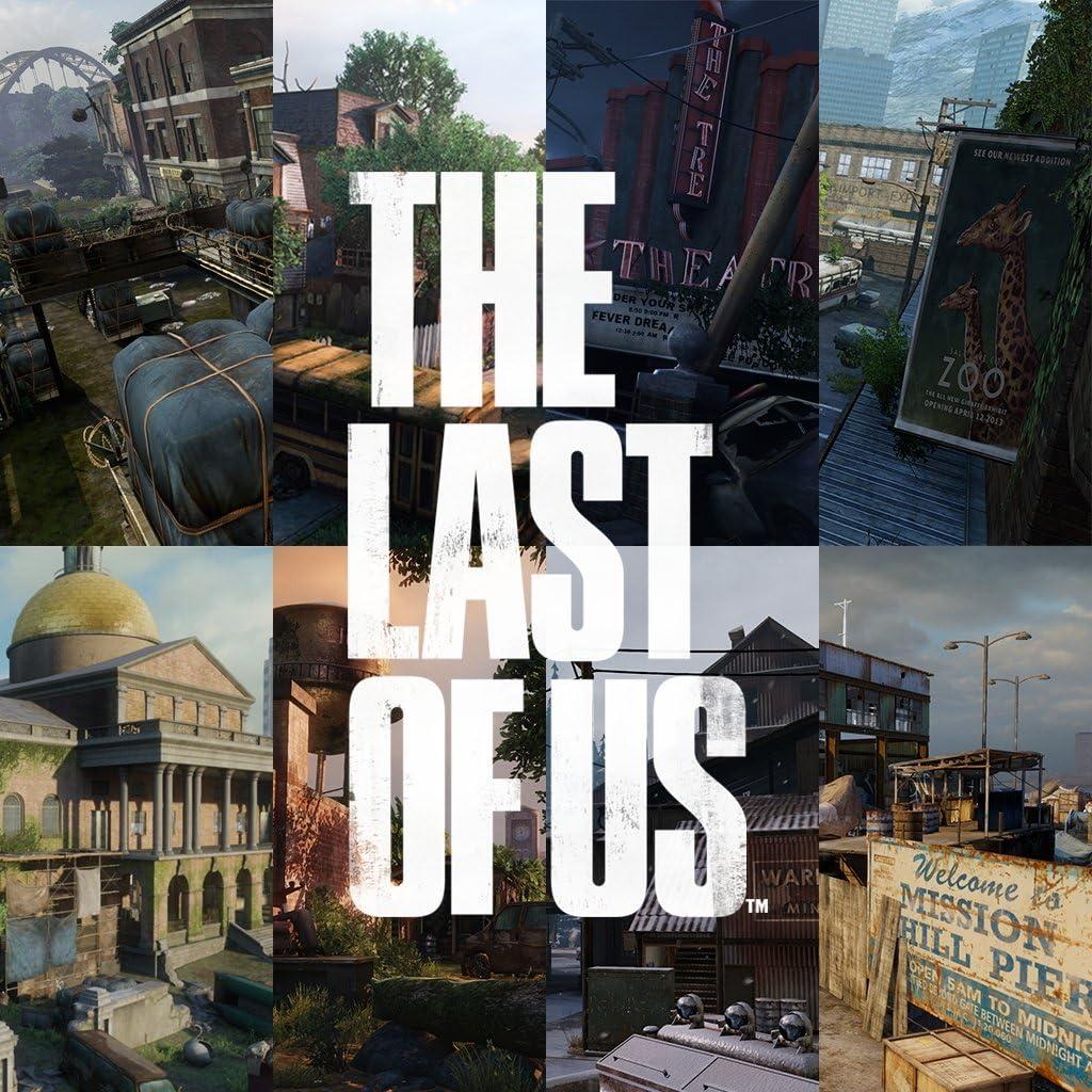 Amazon.com: The Last Of Us - Double Map Pack Bundle - PS3 ...