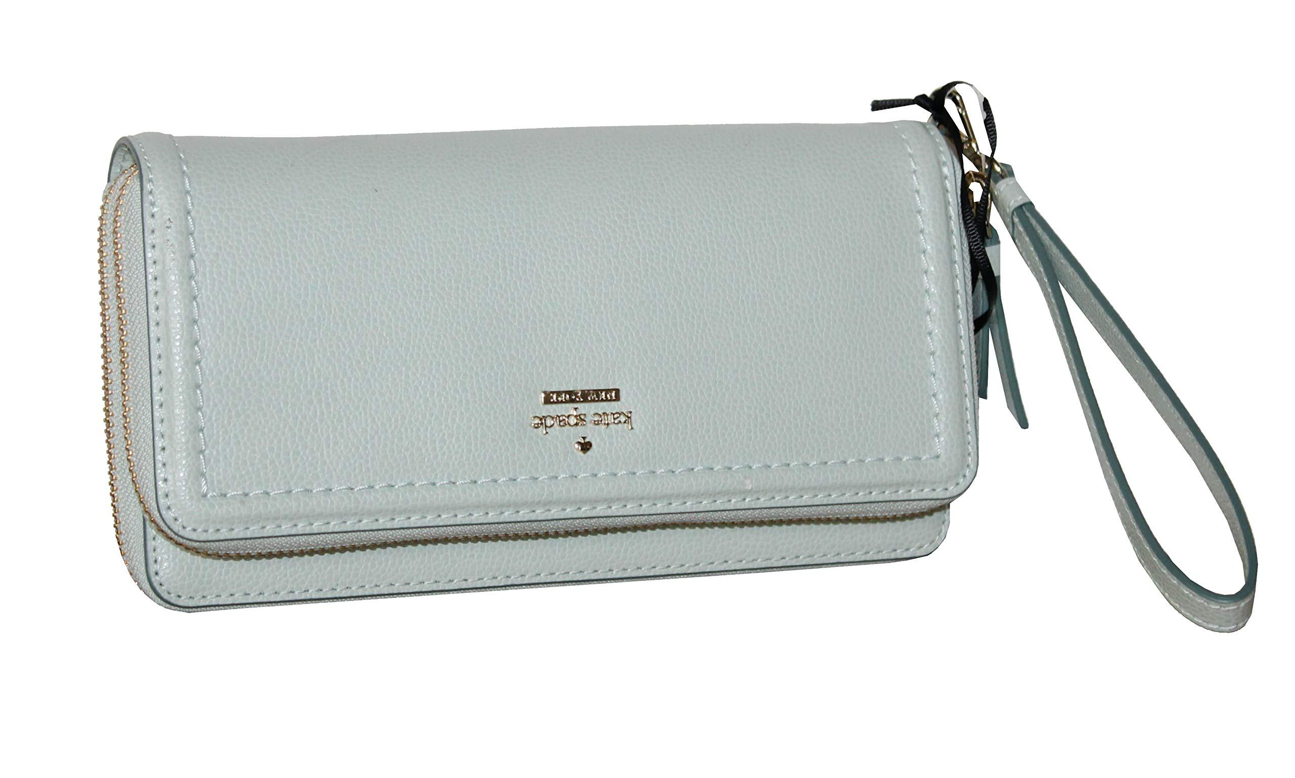 Kate Spade Patterson Drive Anita Leather Wristlet Wallet